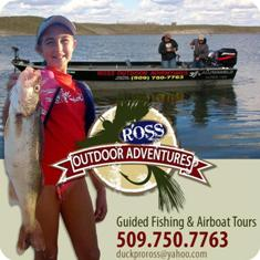 Shelby Ross Fishing and Hunting Guide